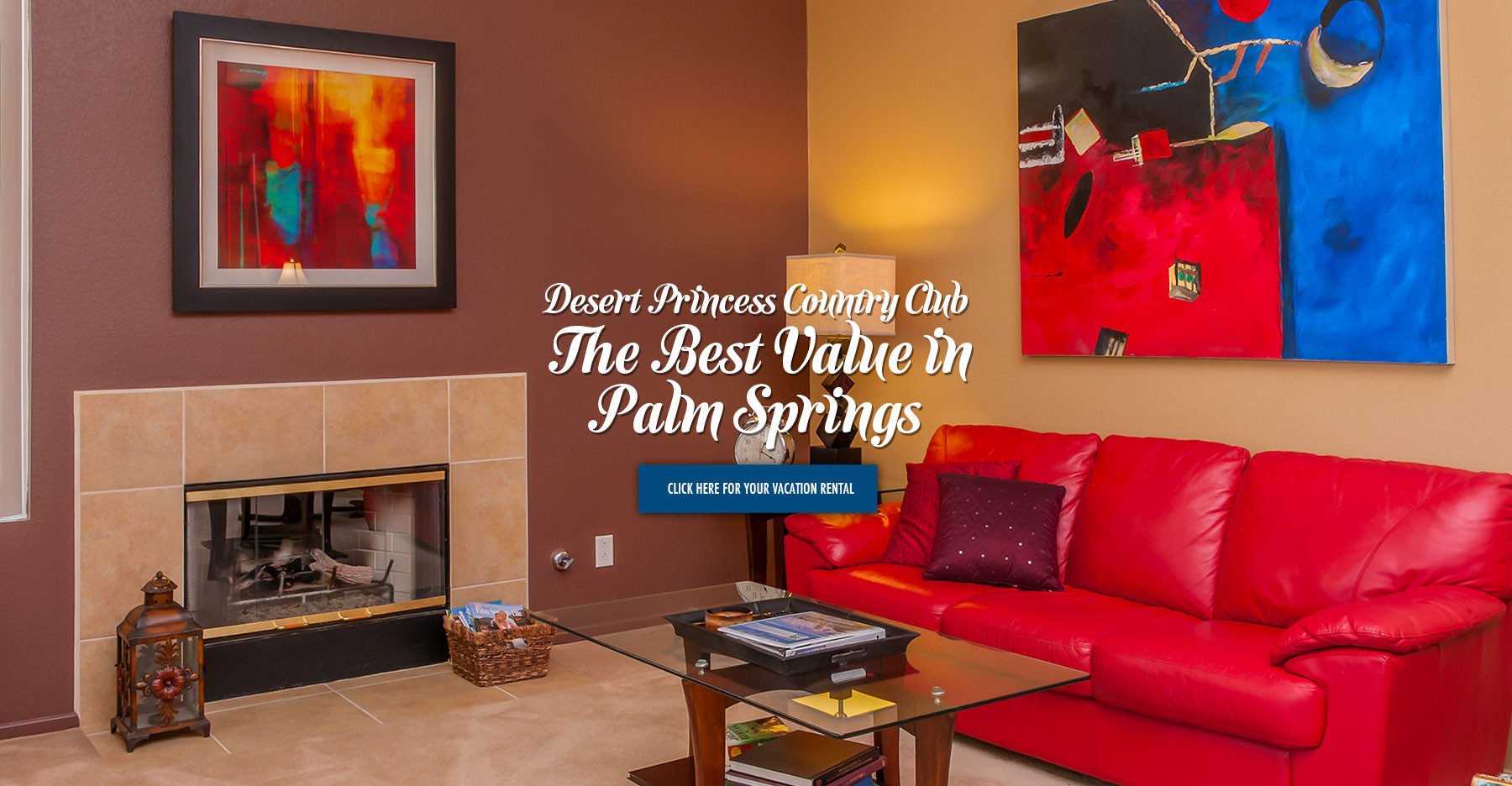 The Best Value in Vacation Rentals in Palm Springs